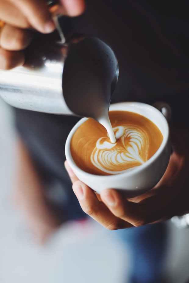 art beverage blur caffeine
